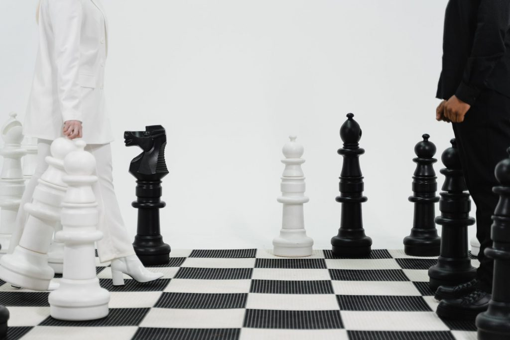 Make strategic moves this month of August and win the game of life!